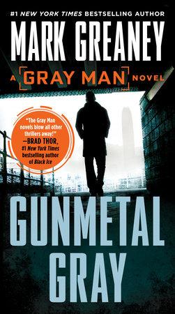 Cover image for Gunmetal Gray