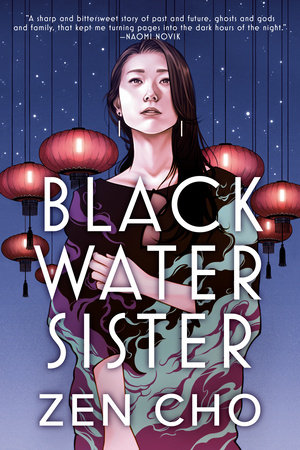 Cover image for Black Water Sister