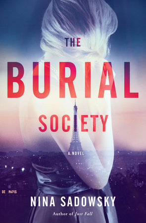 Cover image for The Burial Society