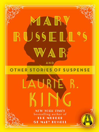 Cover image for Mary Russell's War