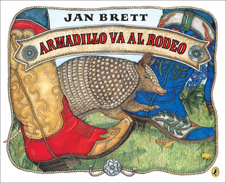 Armadillo va al rodeo