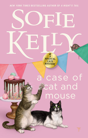 Cover image for A Case of Cat and Mouse
