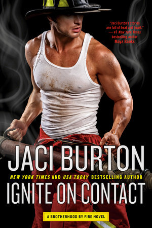 Cover image for Ignite on Contact