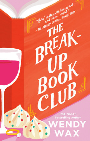 Cover image for The Break-Up Book Club