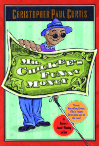 Book cover for Mr. Chickee\'s Funny Money
