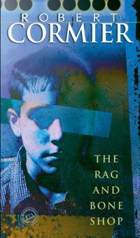 Book cover for The Rag and Bone Shop