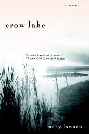 Crow Lake book cover