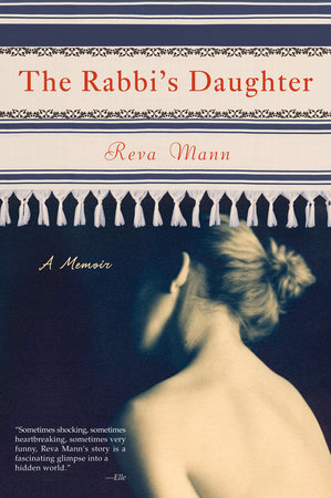 The Rabbi's Daughter book cover