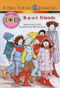 Book cover for B-E-S-T Friends