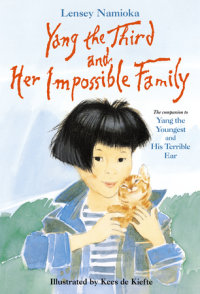Book cover for Yang the Third and Her Impossible Family
