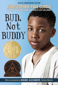 Cover of Bud, Not Buddy