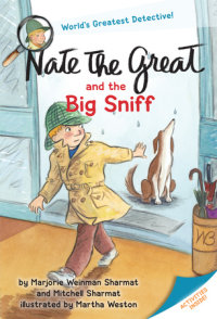 Book cover for Nate the Great and the Big Sniff