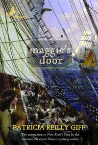 Book cover for Maggie\'s Door