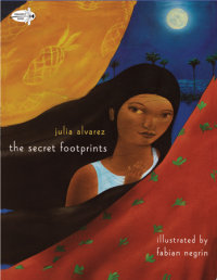 Cover of The Secret Footprints