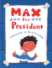 Book cover for Max for President