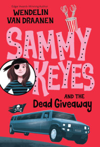 Book cover for Sammy Keyes and the Dead Giveaway