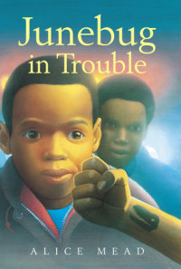Cover of Junebug in Trouble