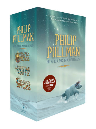 His Dark Materials 3-Book Paperback Boxed Set