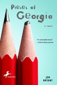 Book cover for Pieces of Georgia