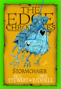 Book cover for Edge Chronicles: Stormchaser