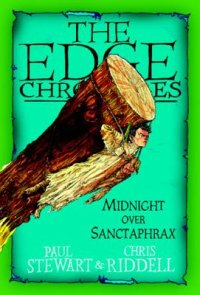 Cover of Edge Chronicles: Midnight Over Sanctaphrax