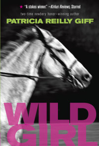 Book cover for Wild Girl
