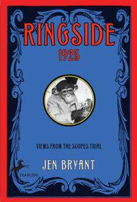 Book cover for Ringside, 1925
