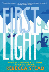 Book cover for First Light