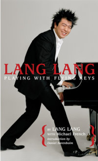 Cover of Lang Lang: Playing with Flying Keys