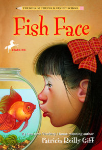 Book cover for Fish Face