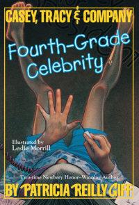 Book cover for Fourth Grade Celebrity