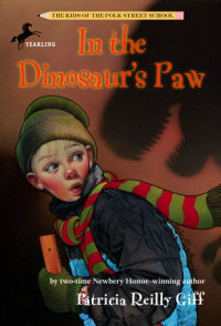 Book cover for In the Dinosaur\'s Paw