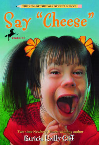 Book cover for Say Cheese