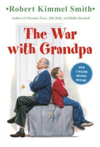 Cover of The War with Grandpa Movie Tie-in Edition cover