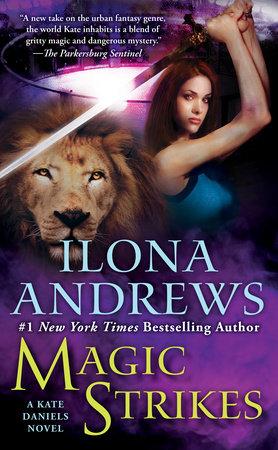 Magic Strikes | Penguin Random House International Sales
