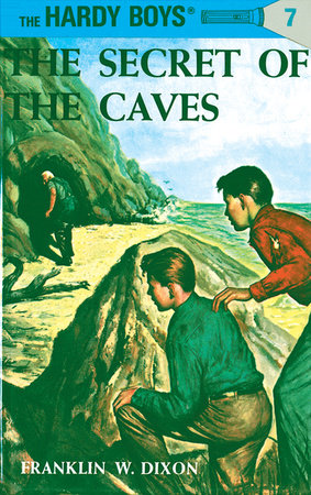 Hardy Boys 07: the Secret of the Caves