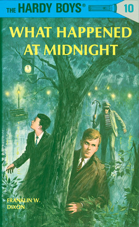 Hardy Boys 10: What Happened at Midnight