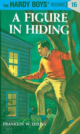 Hardy Boys 16: a Figure in Hiding