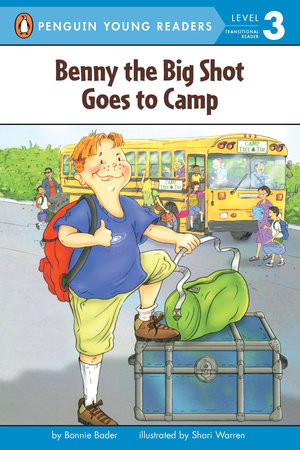 Benny the Big Shot Goes to Camp