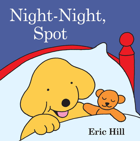 Cover image for Night-Night, Spot