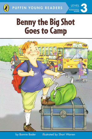 Benny the Bigshot Goes to Camp