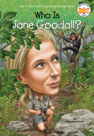 Who Is Jane Goodall?