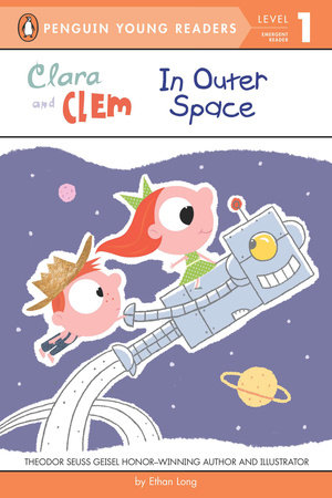 Clara and Clem in Outer Space