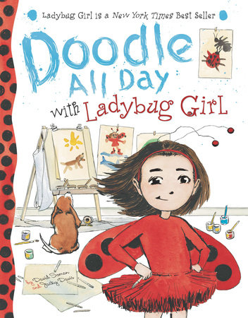 Doodle All Day with Ladybug Girl