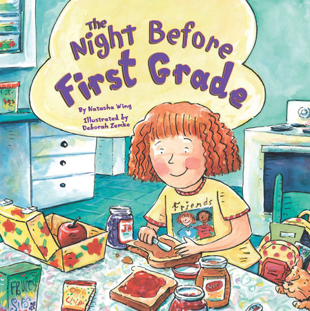 10 Terrific Books For First Graders Brightly