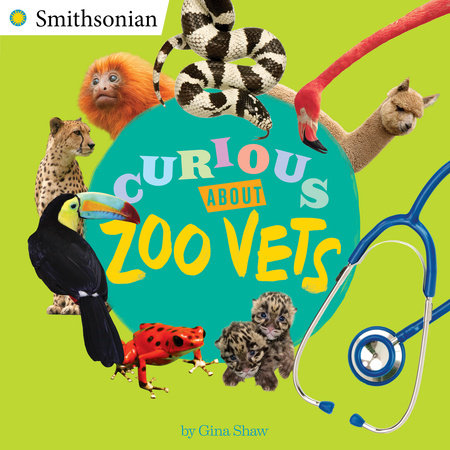 Curious About Zoo Vets