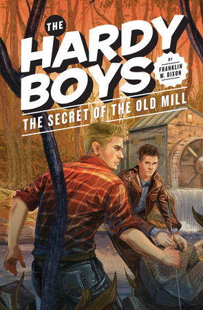 The Secret of the Old Mill #3
