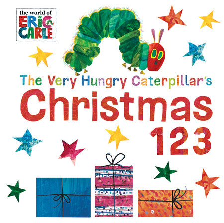 The Very Hungry Caterpillar's Christmas 123