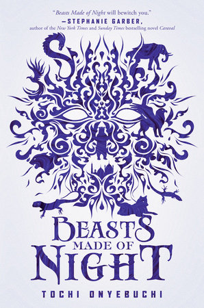 Cover image for Beasts Made of Night