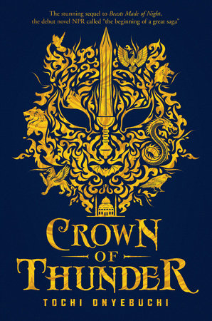 Cover image for Crown of Thunder